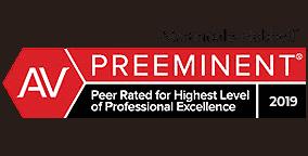 Preeminent award 2019