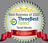 Best Business Of 2020 Award
